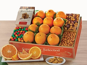Navel Orange Gift Box