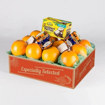 1 Tray Sunshine Deluxe Oranges FREE  SHIPPING