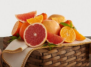 Honeybells with Ruby Red Grapefruit FREE SHIPPING
