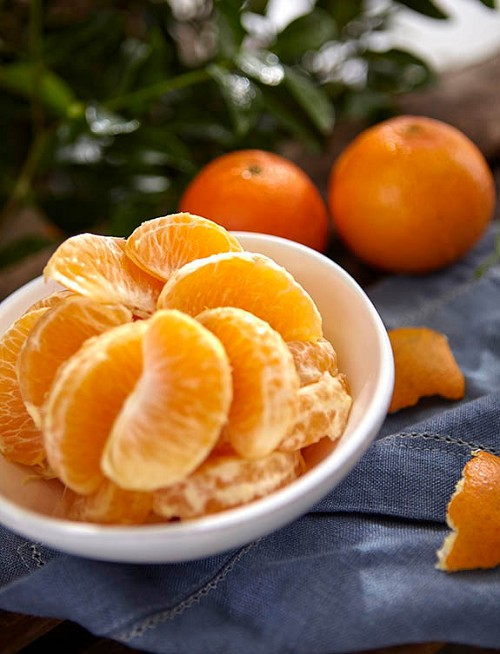 Tangerines and Navels